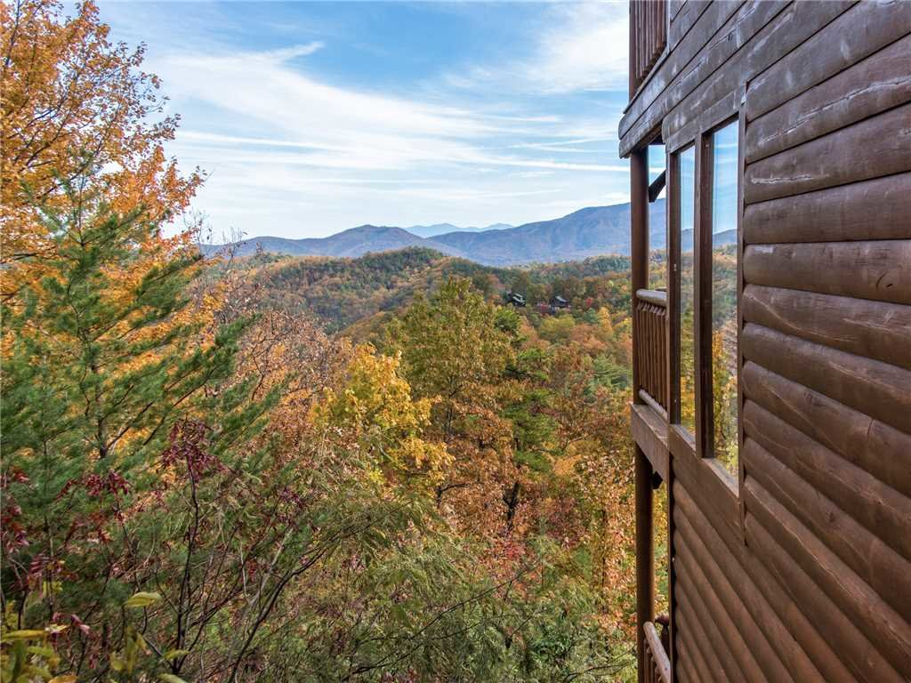 Photo of a Sevierville Cabin named Bella Yani - This is the thirty-fifth photo in the set.