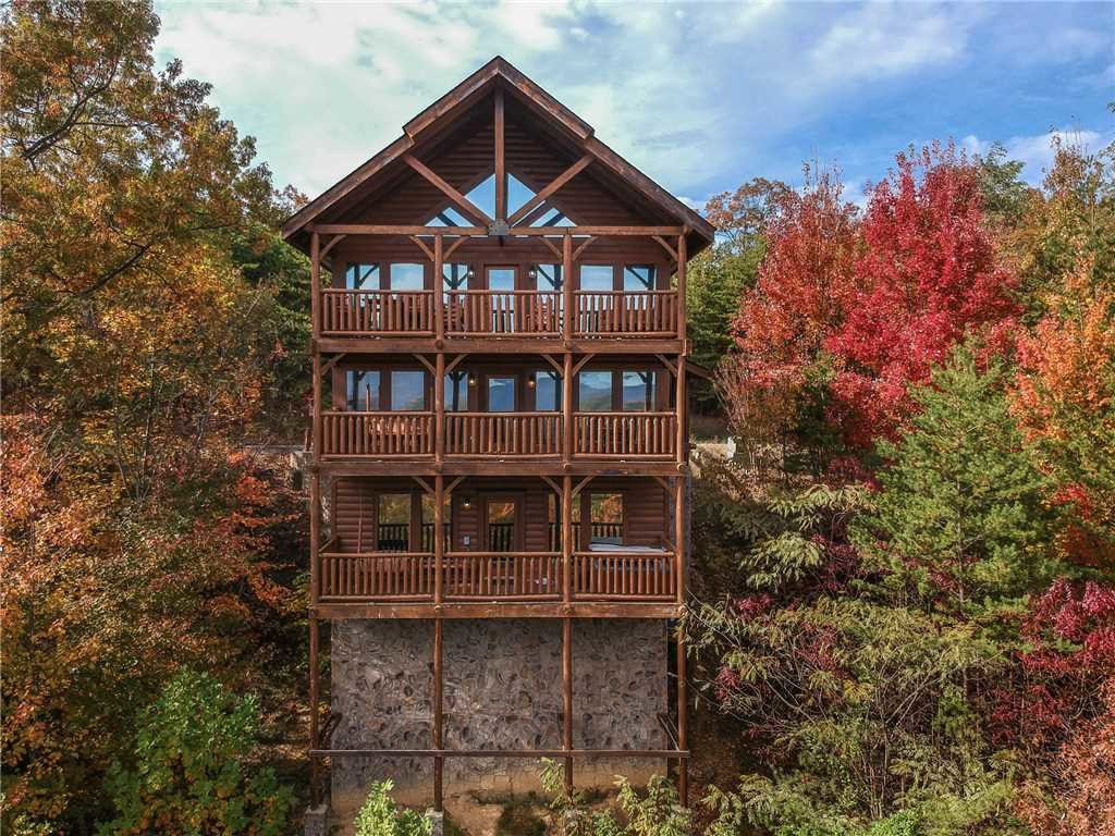 Photo of a Sevierville Cabin named Bella Yani - This is the thirty-sixth photo in the set.