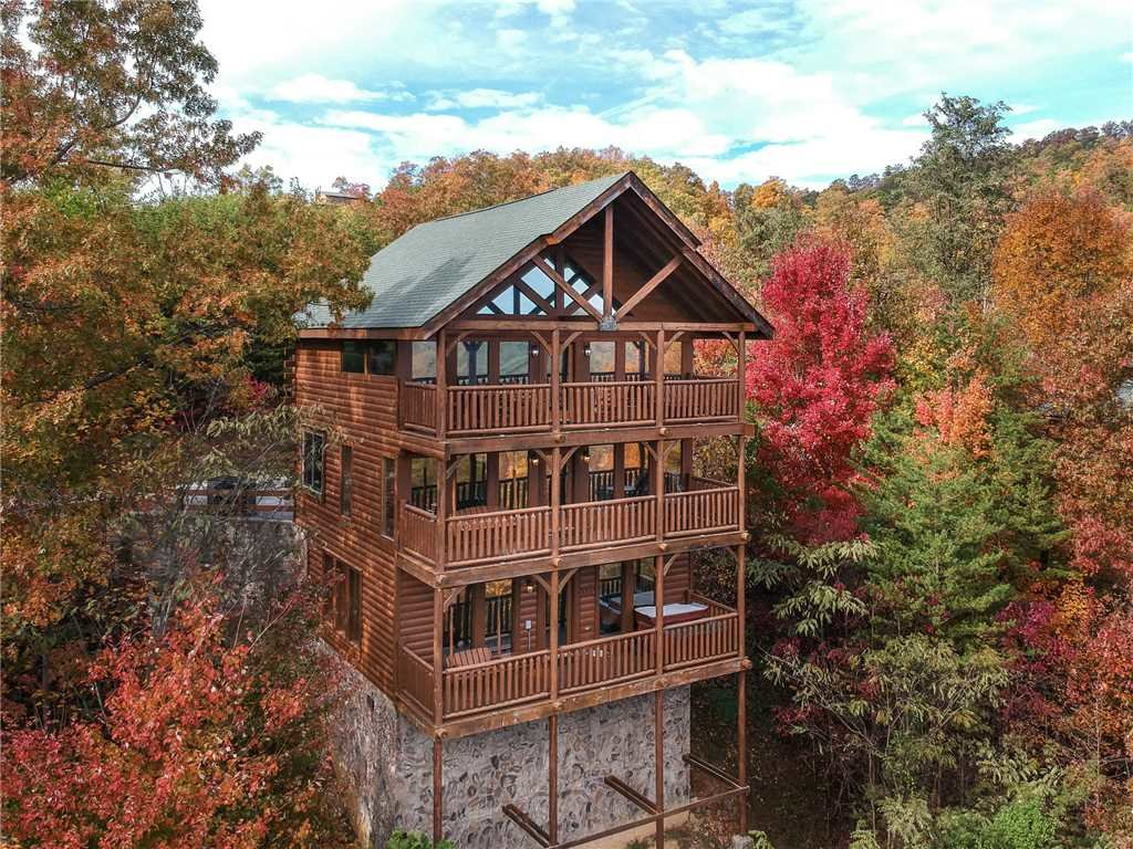 Photo of a Sevierville Cabin named Bella Yani - This is the thirty-seventh photo in the set.