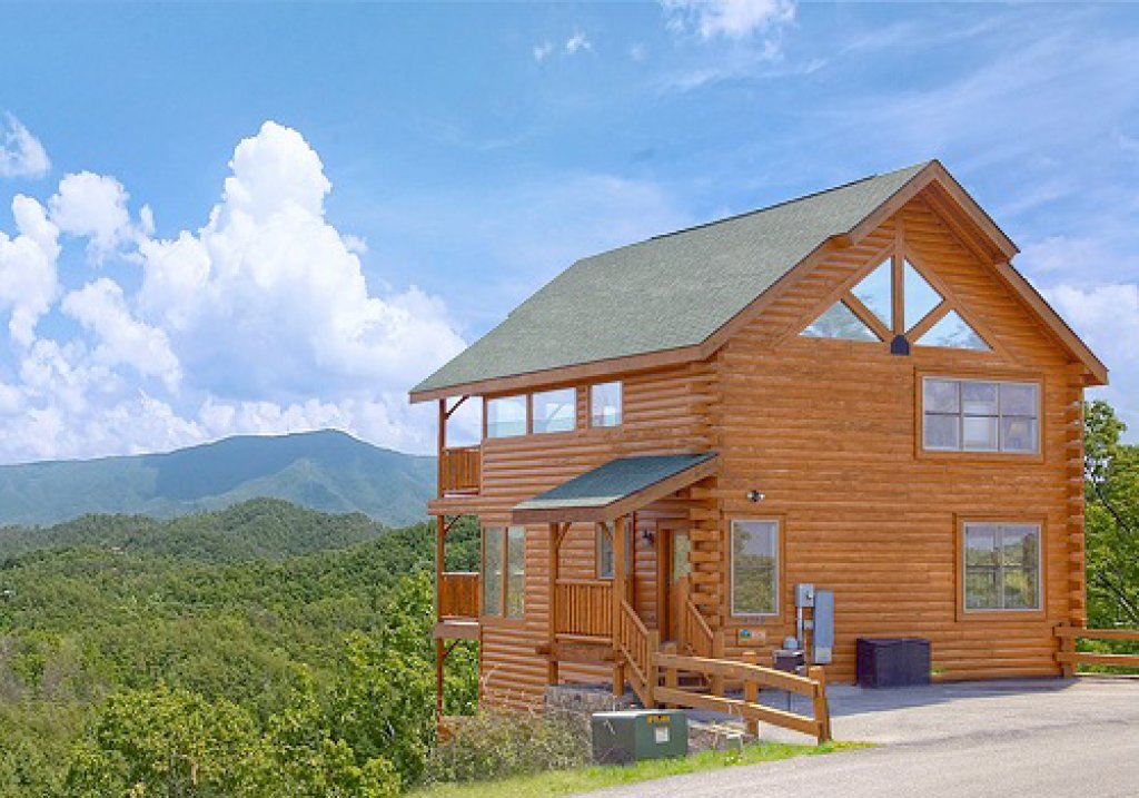 Photo of a Sevierville Cabin named Bella Yani - This is the twenty-eighth photo in the set.