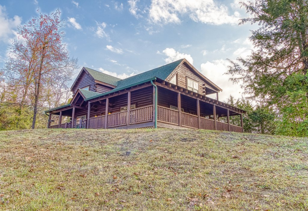 Photo of a Sevierville Cabin named Sugar Bear #268 - This is the eighth photo in the set.