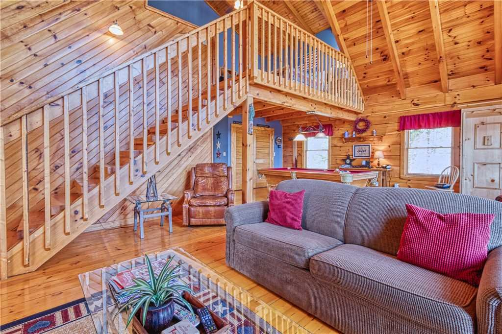 Photo of a Gatlinburg Cabin named Mountain Glory 2 - This is the sixth photo in the set.