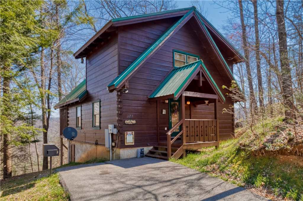 Photo of a Gatlinburg Cabin named Mountain Glory 2 - This is the twenty-first photo in the set.