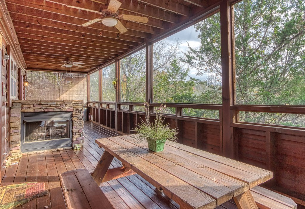 Photo of a Sevierville Cabin named Sugar Bear #268 - This is the seventeenth photo in the set.