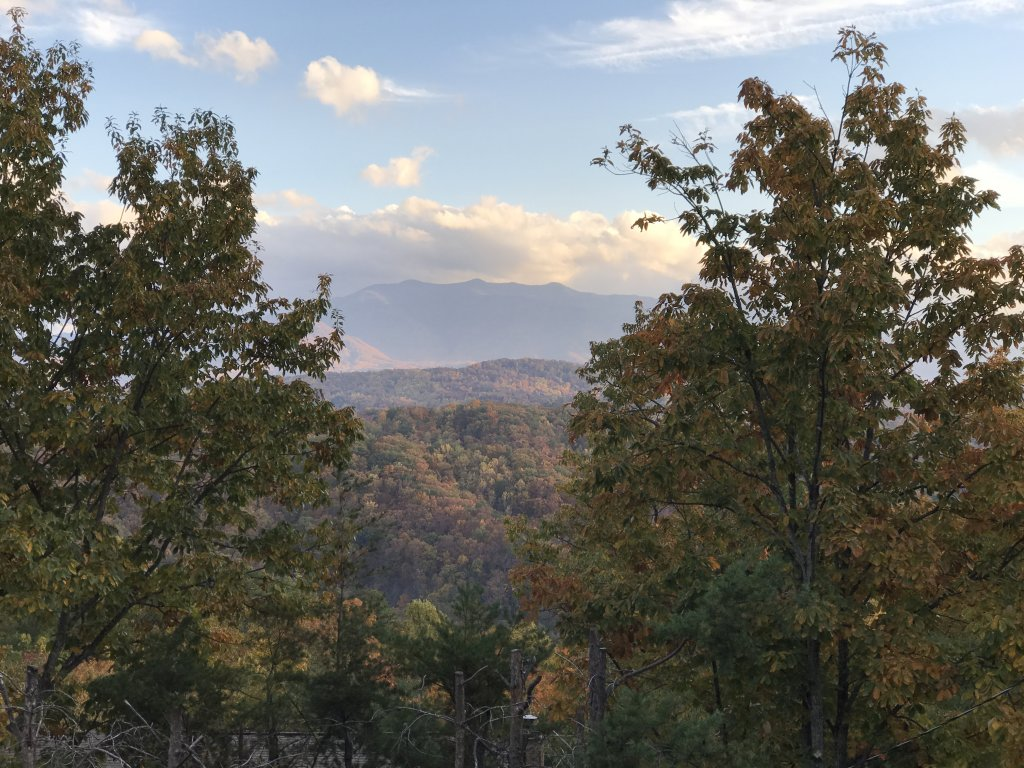 Photo of a Pigeon Forge Cabin named Grandpa Bear's View #233 - This is the sixth photo in the set.