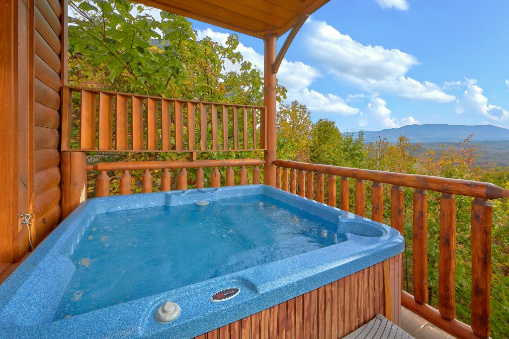 Photo of a Pigeon Forge Cabin named Incredible Views - This is the fourth photo in the set.