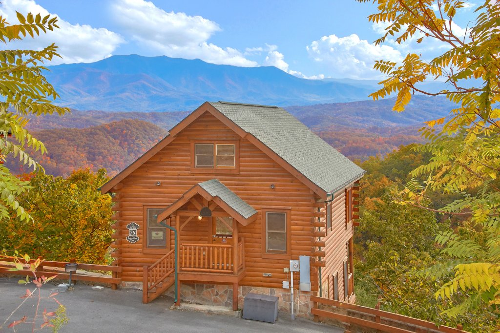 Photo of a Pigeon Forge Cabin named Incredible Views - This is the twenty-second photo in the set.