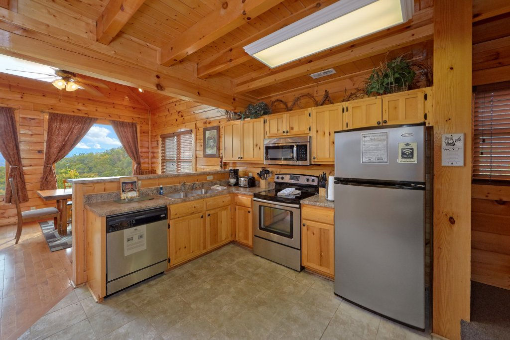 Photo of a Pigeon Forge Cabin named Incredible Views - This is the twenty-fifth photo in the set.