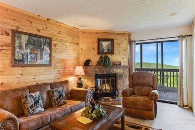 Ski View Mountain Resort 305, 2 Bedrooms, Mountain Views, Wifi, Sleeps 6