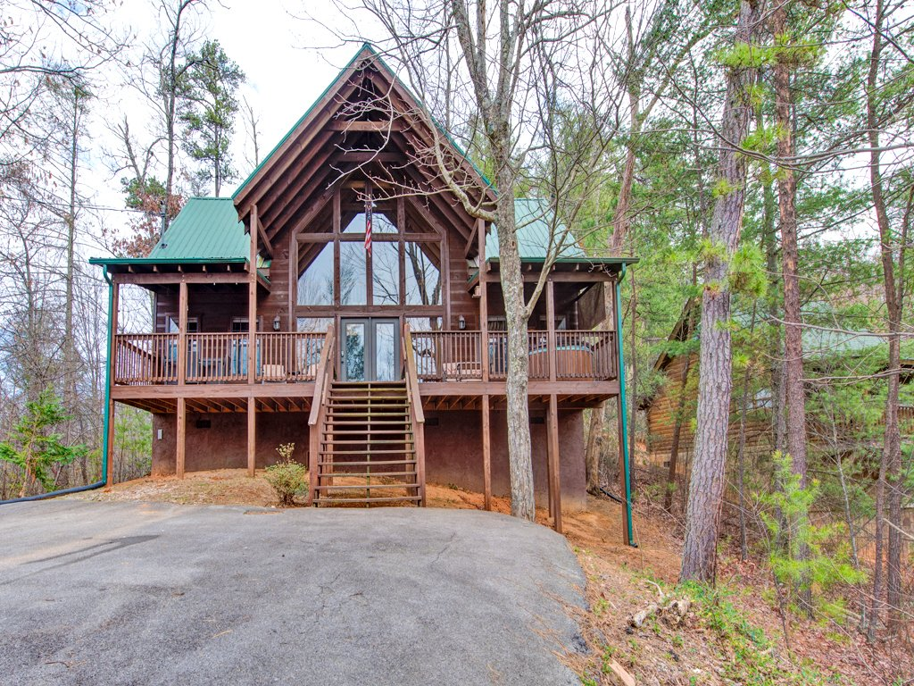 Photo of a Sevierville Cabin named Sunset Lodge - This is the twenty-seventh photo in the set.