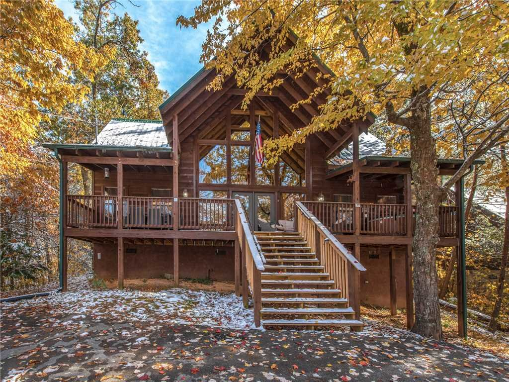 Photo of a Sevierville Cabin named Sunset Lodge - This is the twenty-sixth photo in the set.