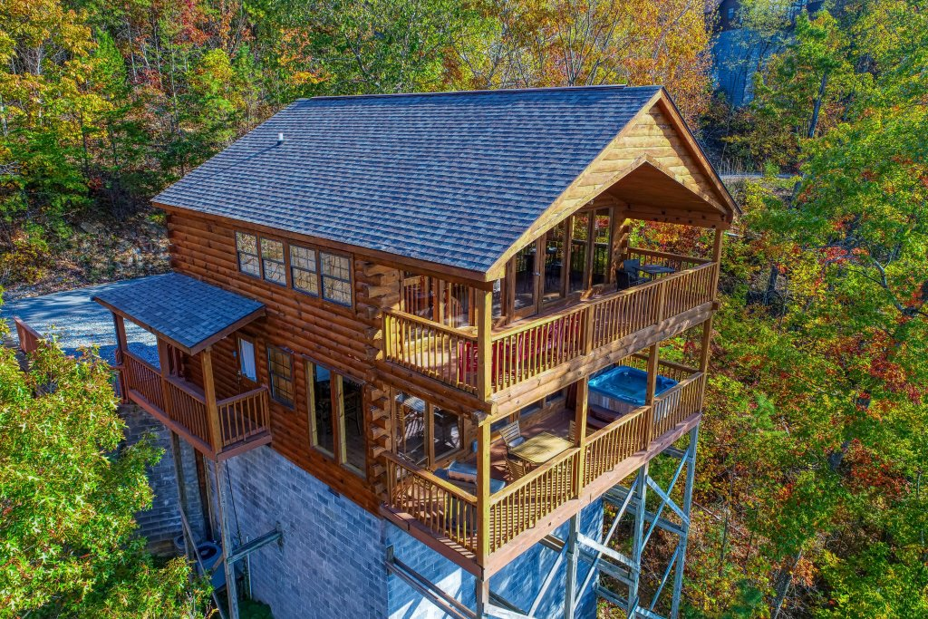 Photo of a Pigeon Forge Cabin named Morning View #131 - This is the second photo in the set.