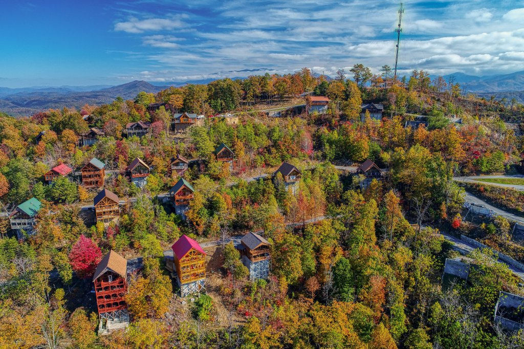 Photo of a Pigeon Forge Cabin named Morning View #131 - This is the sixteenth photo in the set.