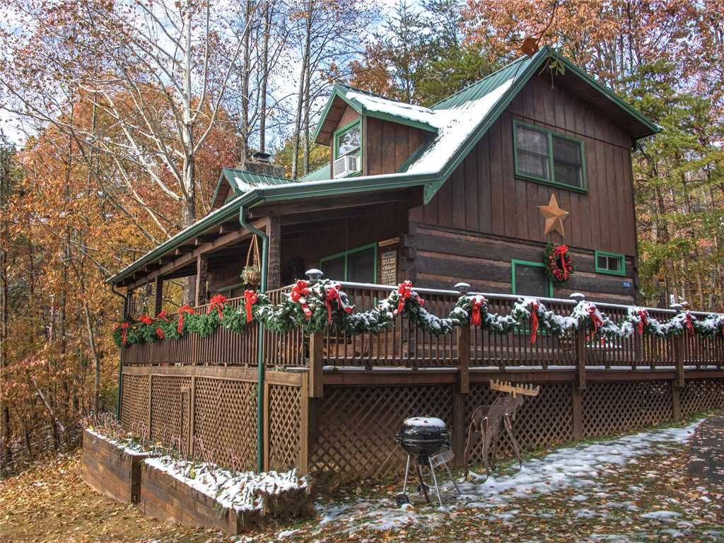 Photo of a Gatlinburg Cabin named Moose Crossing - This is the twenty-seventh photo in the set.