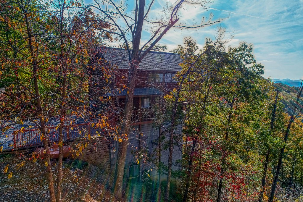 Photo of a Pigeon Forge Cabin named Morning View #131 - This is the fifteenth photo in the set.
