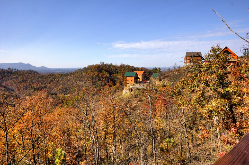 Photo of a Pigeon Forge Cabin named Morning View #131 - This is the ninth photo in the set.