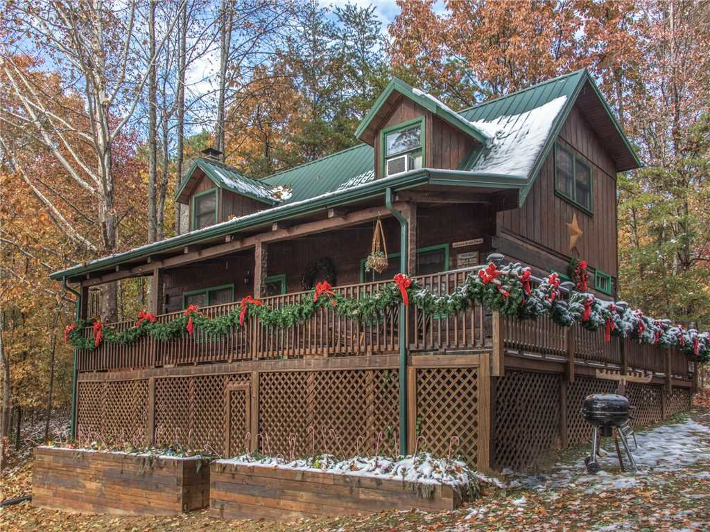 Photo of a Gatlinburg Cabin named Moose Crossing - This is the twenty-eighth photo in the set.