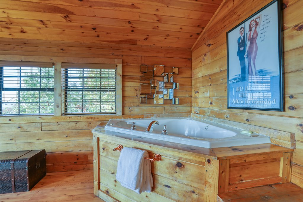Photo of a Pigeon Forge Cabin named Morning View #131 - This is the thirty-first photo in the set.