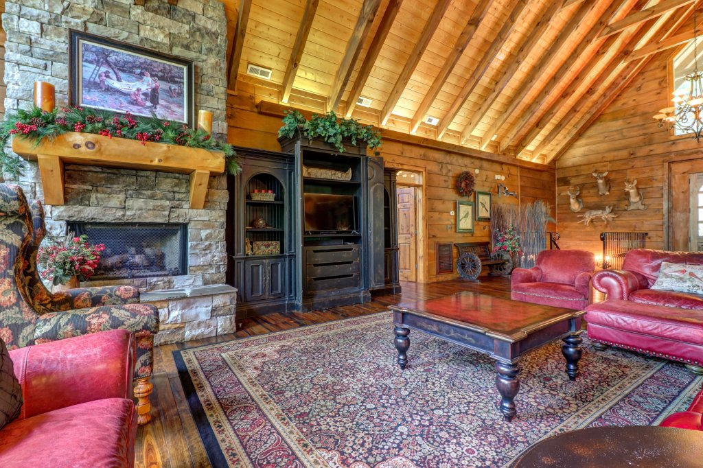 Photo of a Sevierville Cabin named Timberstone - This is the eleventh photo in the set.