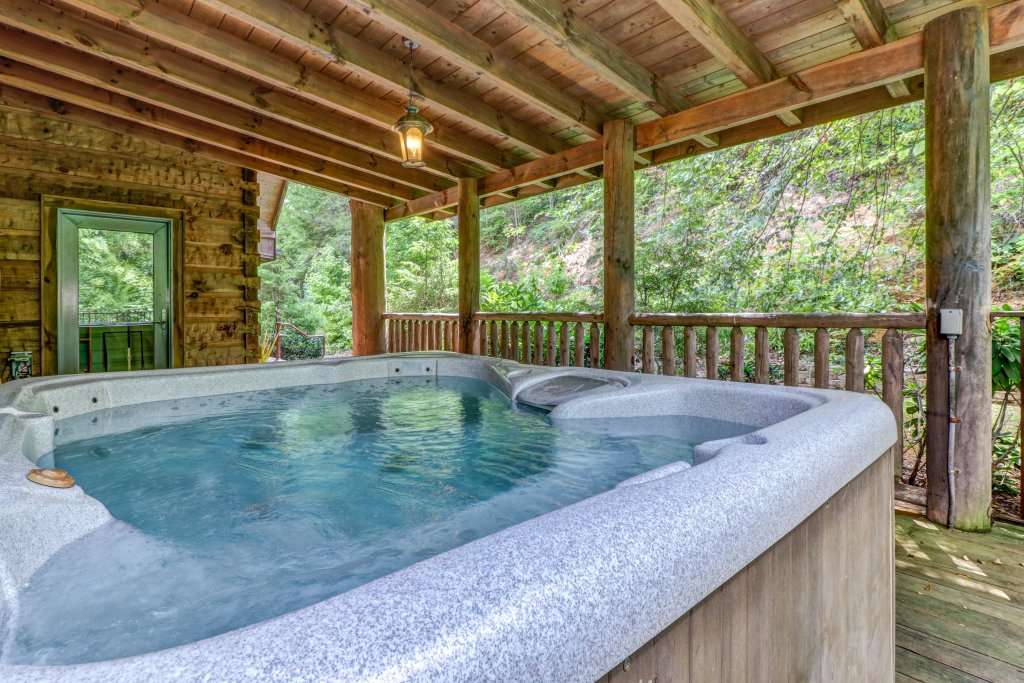 Photo of a Sevierville Cabin named Timberstone - This is the twenty-first photo in the set.