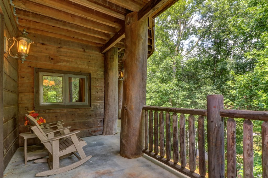 Photo of a Sevierville Cabin named Timberstone - This is the thirtieth photo in the set.