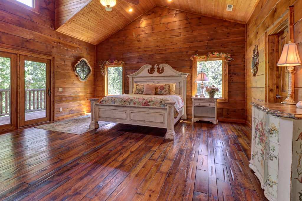 Photo of a Sevierville Cabin named Timberstone - This is the twenty-fourth photo in the set.