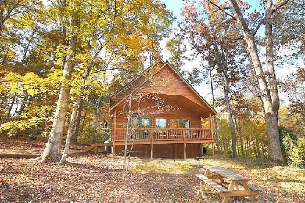 Photo of a Pigeon Forge Cabin named Licklog Hollow - This is the sixteenth photo in the set.