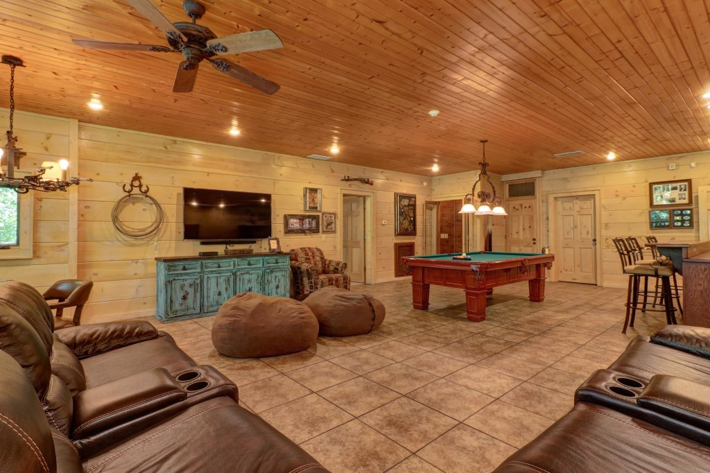 Photo of a Sevierville Cabin named Timberstone - This is the thirty-first photo in the set.