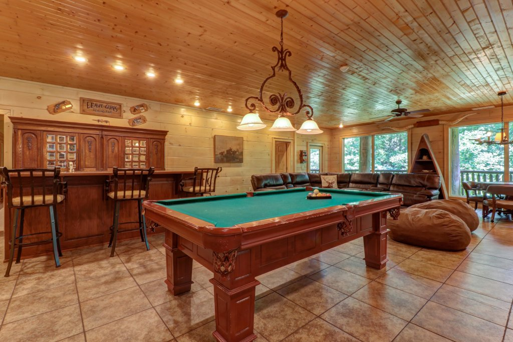 Photo of a Sevierville Cabin named Timberstone - This is the thirty-third photo in the set.