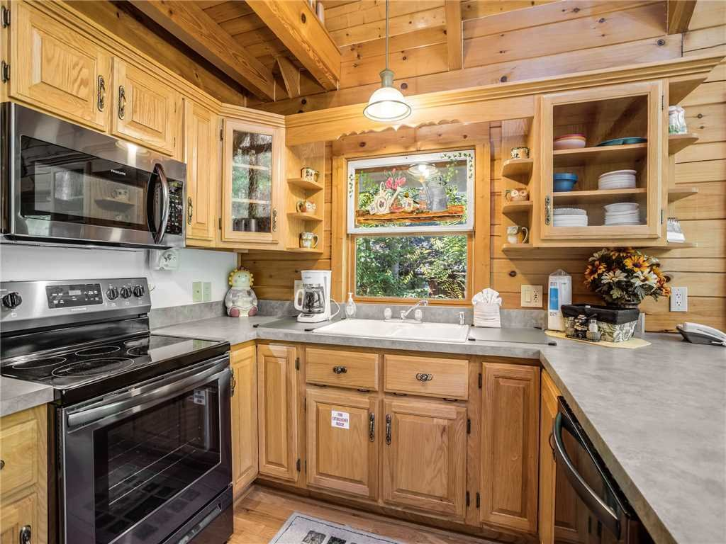 Photo of a Sevierville Cabin named Amazing River Retreat - This is the twelfth photo in the set.