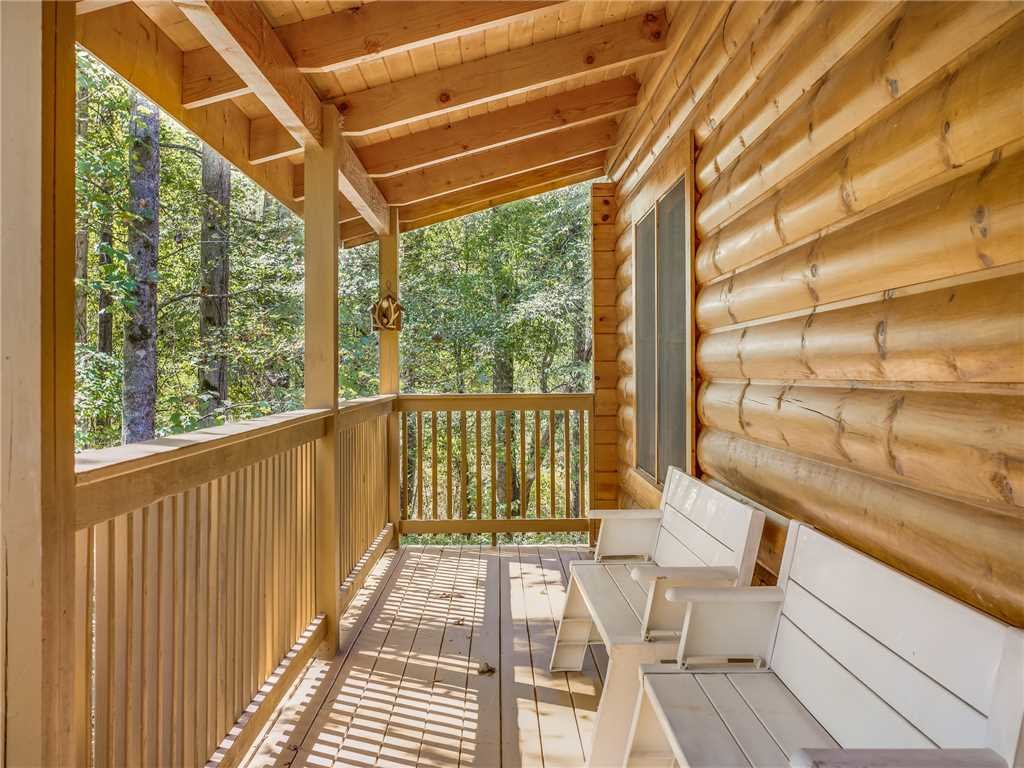 Photo of a Sevierville Cabin named Amazing River Retreat - This is the thirtieth photo in the set.