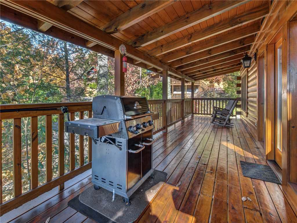 Photo of a Gatlinburg Cabin named Cub's Corner - This is the twenty-second photo in the set.