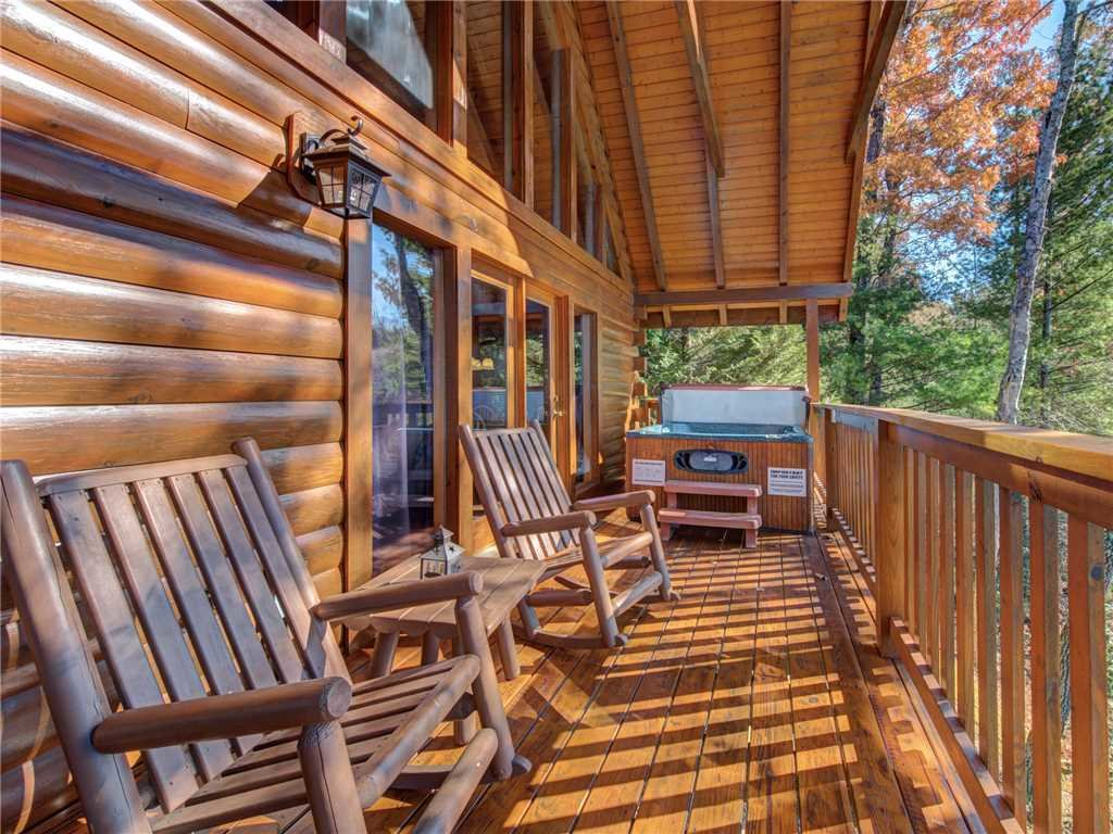 Photo of a Gatlinburg Cabin named Cub's Corner - This is the twenty-first photo in the set.