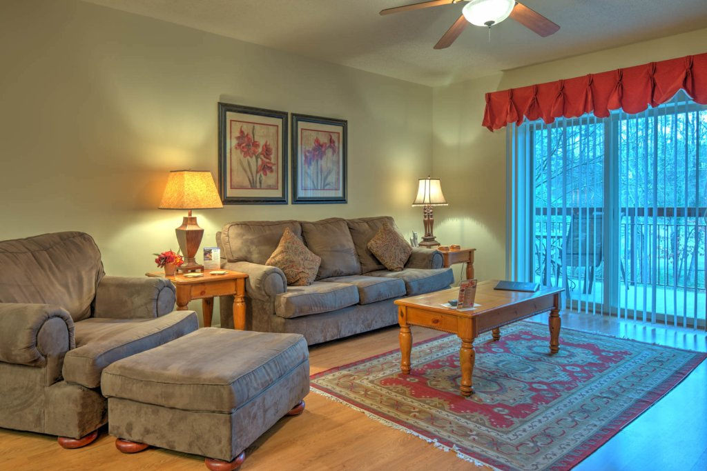 Photo of a Pigeon Forge Condo named Cedar Lodge 102 - This is the seventh photo in the set.