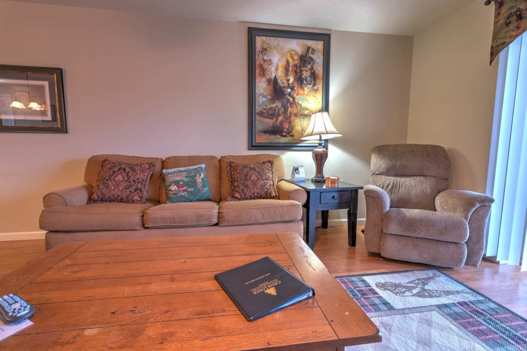 Photo of a Pigeon Forge Condo named Cedar Lodge 702 - This is the fourth photo in the set.