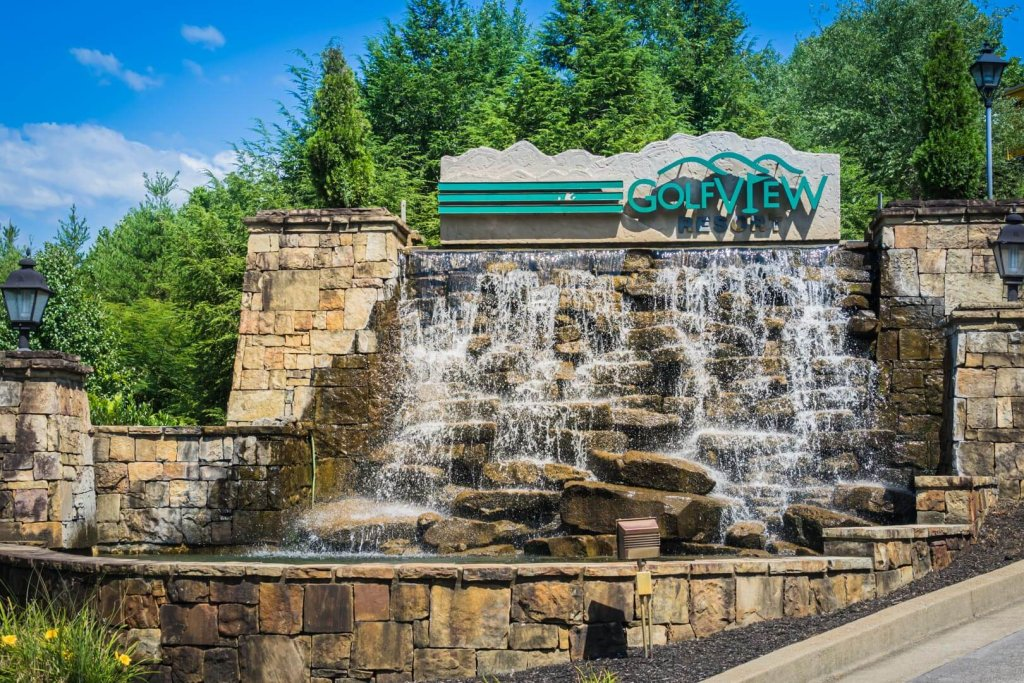 Photo of a Pigeon Forge Condo named 1404 Golf View Towers Smoky Mtn Bearadise - This is the twelfth photo in the set.