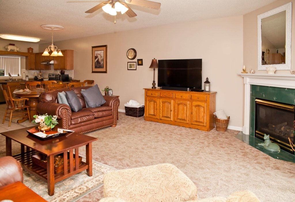 Photo of a Pigeon Forge Condo named Whispering Pines 514 - This is the fourth photo in the set.