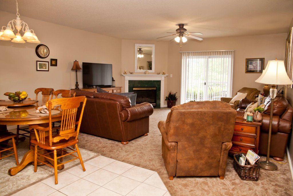 Photo of a Pigeon Forge Condo named Whispering Pines 514 - This is the first photo in the set.
