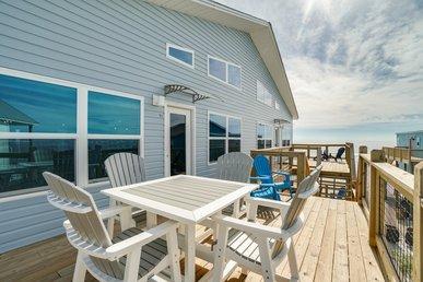 Chic, Gulf-Front Beach Condo with Wrap-Around Deck