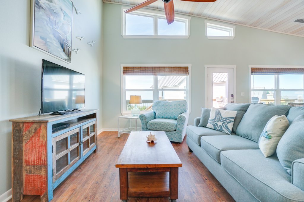 Photo of a Cape San Blas Condo named Ellie's Sealargo - This is the fourth photo in the set.