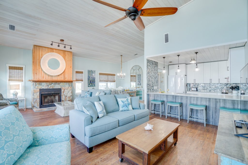 Photo of a Cape San Blas Condo named Ellie's Sealargo - This is the third photo in the set.