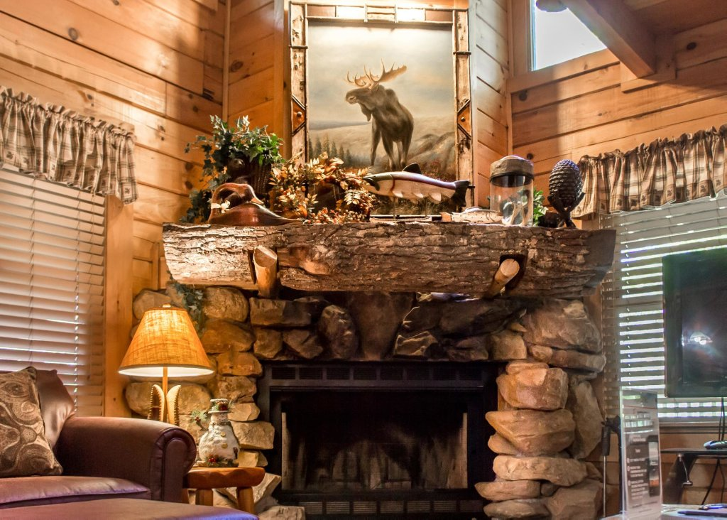 Photo of a Sevierville Cabin named Mountain Dreams #24 - This is the sixth photo in the set.
