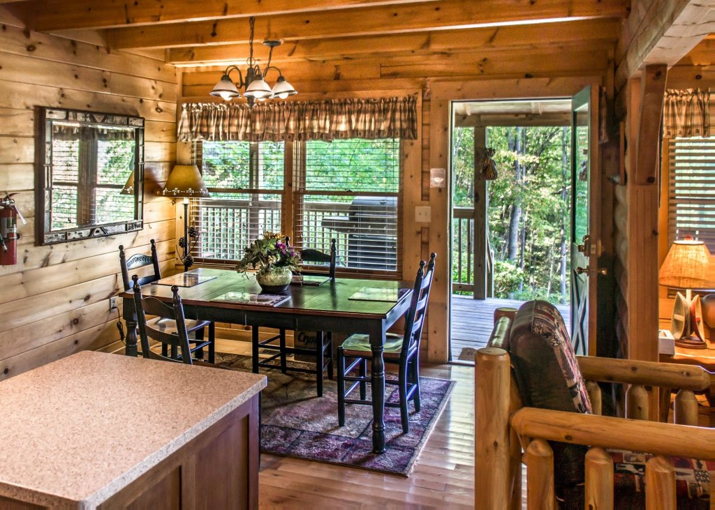 Photo of a Sevierville Cabin named Mountain Dreams #24 - This is the ninth photo in the set.