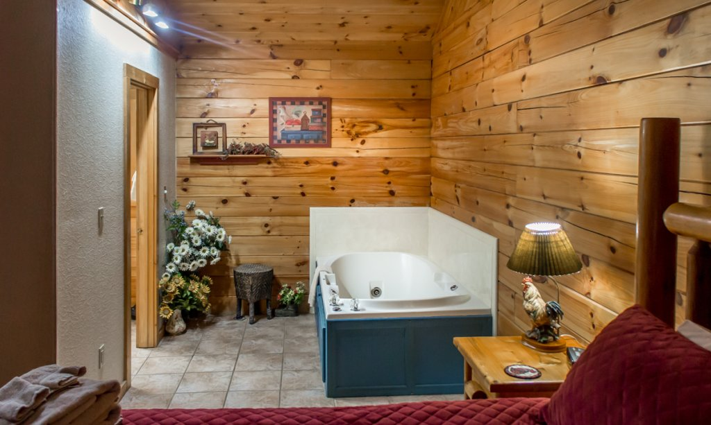 Photo of a Sevierville Cabin named A Hen House - This is the sixteenth photo in the set.