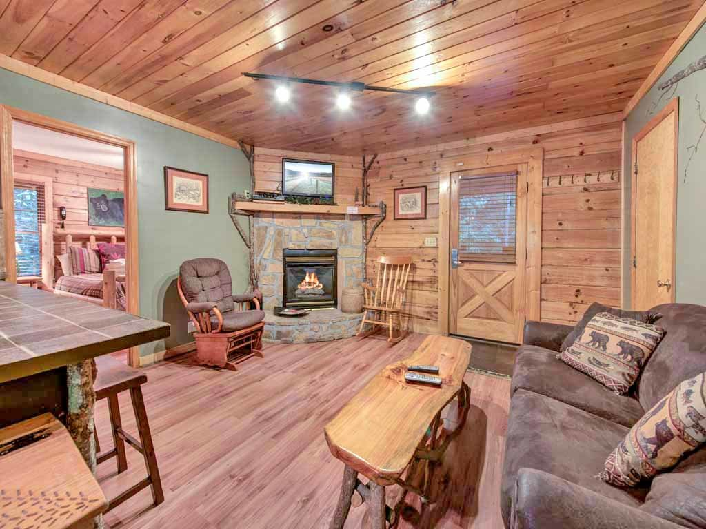 Photo of a Gatlinburg Cabin named Magical Moments - This is the first photo in the set.