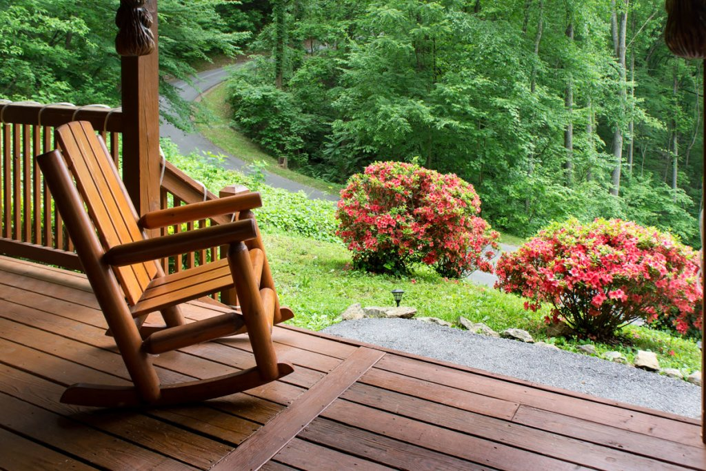 Photo of a Sevierville Cabin named Mountain Dreams #24 - This is the twenty-third photo in the set.