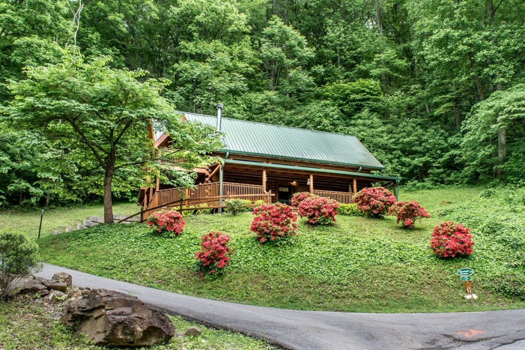 Photo of a Sevierville Cabin named Mountain Dreams #24 - This is the twenty-seventh photo in the set.