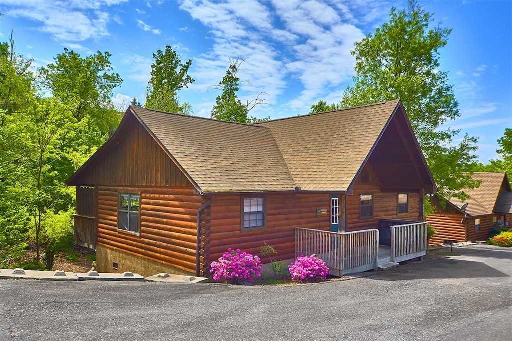 Photo of a Sevierville Cabin named African Safari - This is the eighteenth photo in the set.