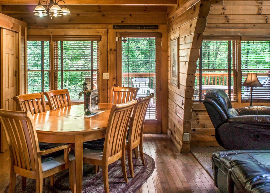Photo of a Sevierville Cabin named Southern Comfort #22 - This is the sixth photo in the set.