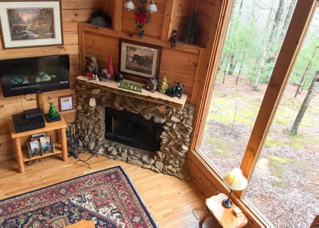 Photo of a Sevierville Cabin named Good Times #34 - This is the fifth photo in the set.